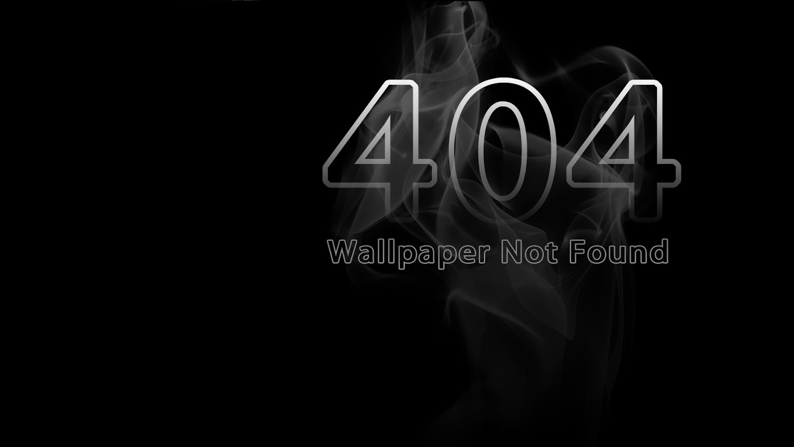 404 Wallpaper not Found
