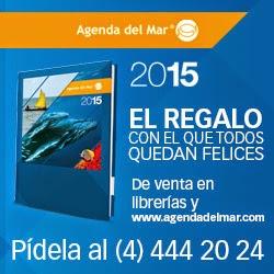 Agenda del Mar 2015