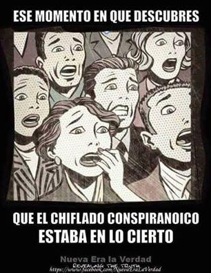 conspiranoicos