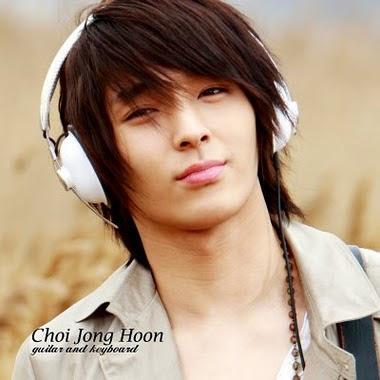 FT Island Choi Jong Hoon