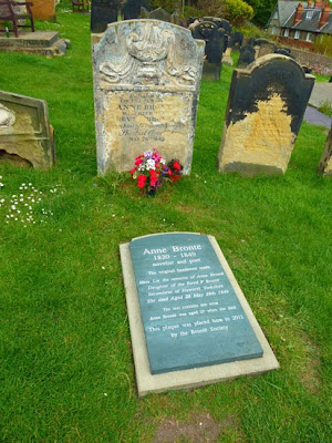 Anne Bronte, Scarborough, Yorkshire, St Mary's, Wildfell Hall