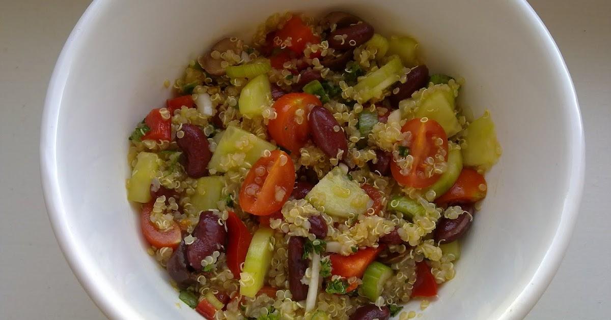 retete quinoa