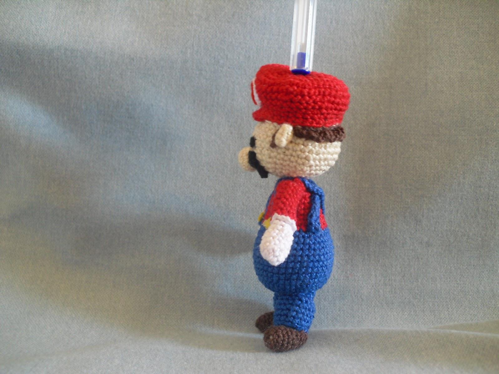 Amigurumi Mario Bros Espanol : Amigurumis en espanol: Super Mario Bros Amigurumi