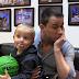 [ VIDEO VIRAL] Niño de 2 años es toda una estrella del baloncesto.