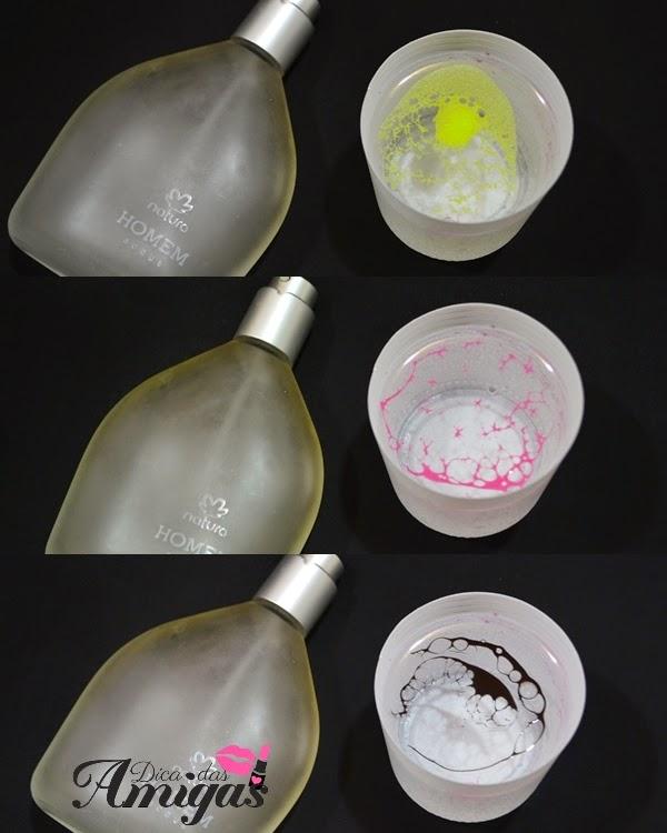 Hairspray Water Marble