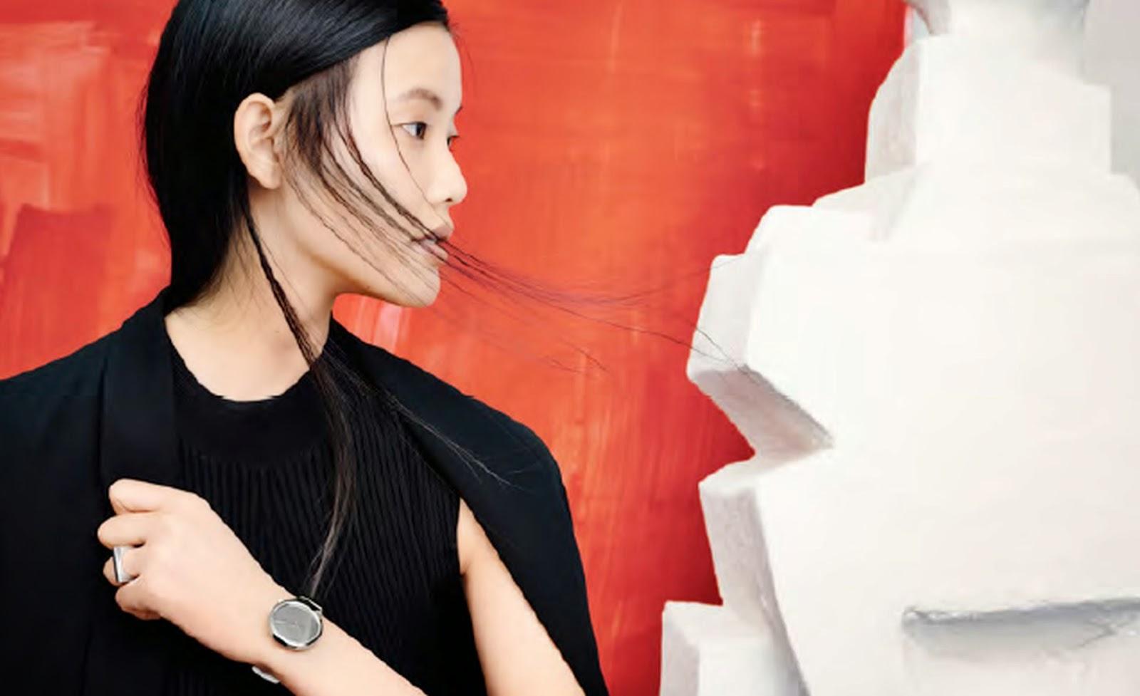 master horologer georg jensen vivianna bangle watch. Black Bedroom Furniture Sets. Home Design Ideas