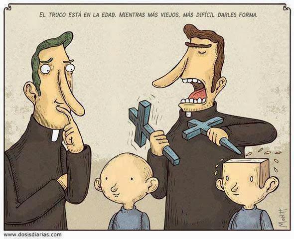 LA RELIGIÓN FUERA DEL COLEGIO Y DEL MUNDO