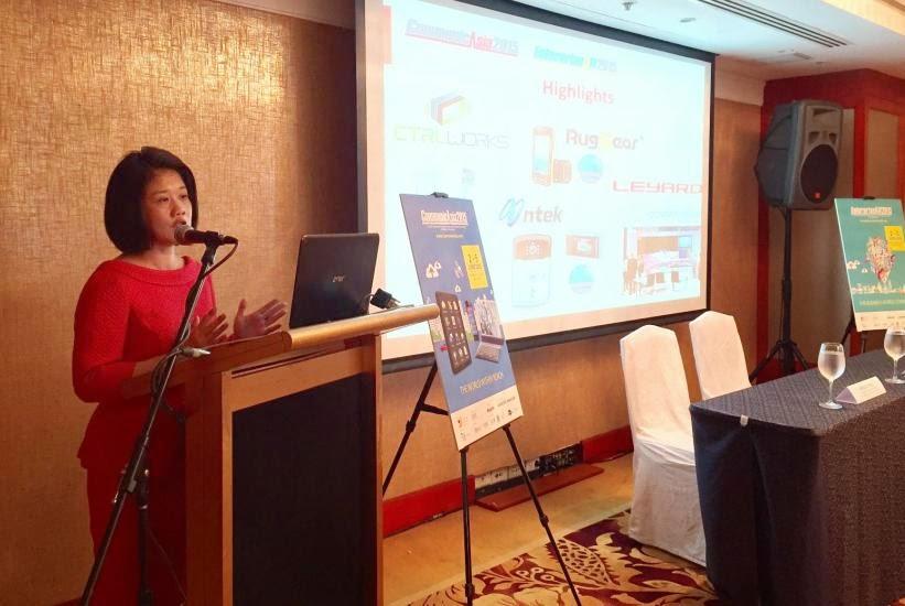 CommunicAsia2015, EnterpriseIT2015 and BroadcastAsia2015 Happening This June 2 to 5 at Marina Bay Sands Singapore