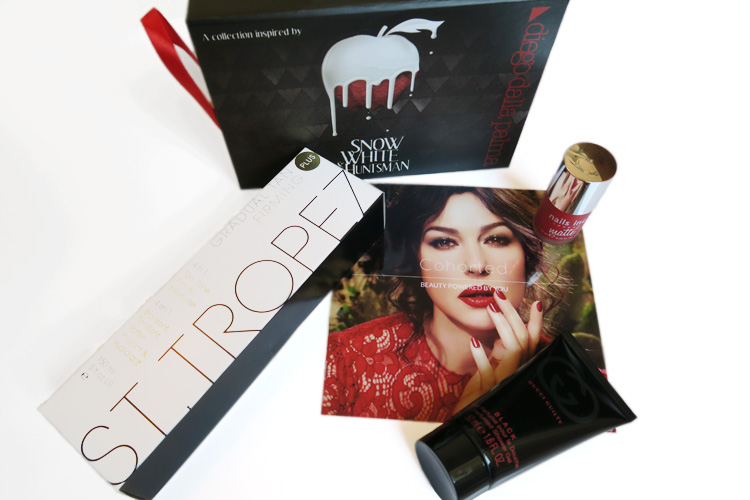 Cohorted Beauty Box July 2015 review