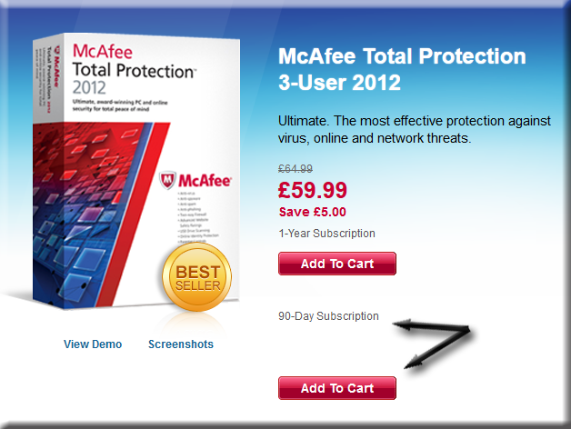how to turn on mcafee virus protection