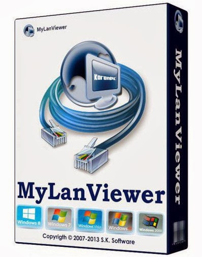 MyLanViewer 4.19.3 Cracked / Activated + Portable