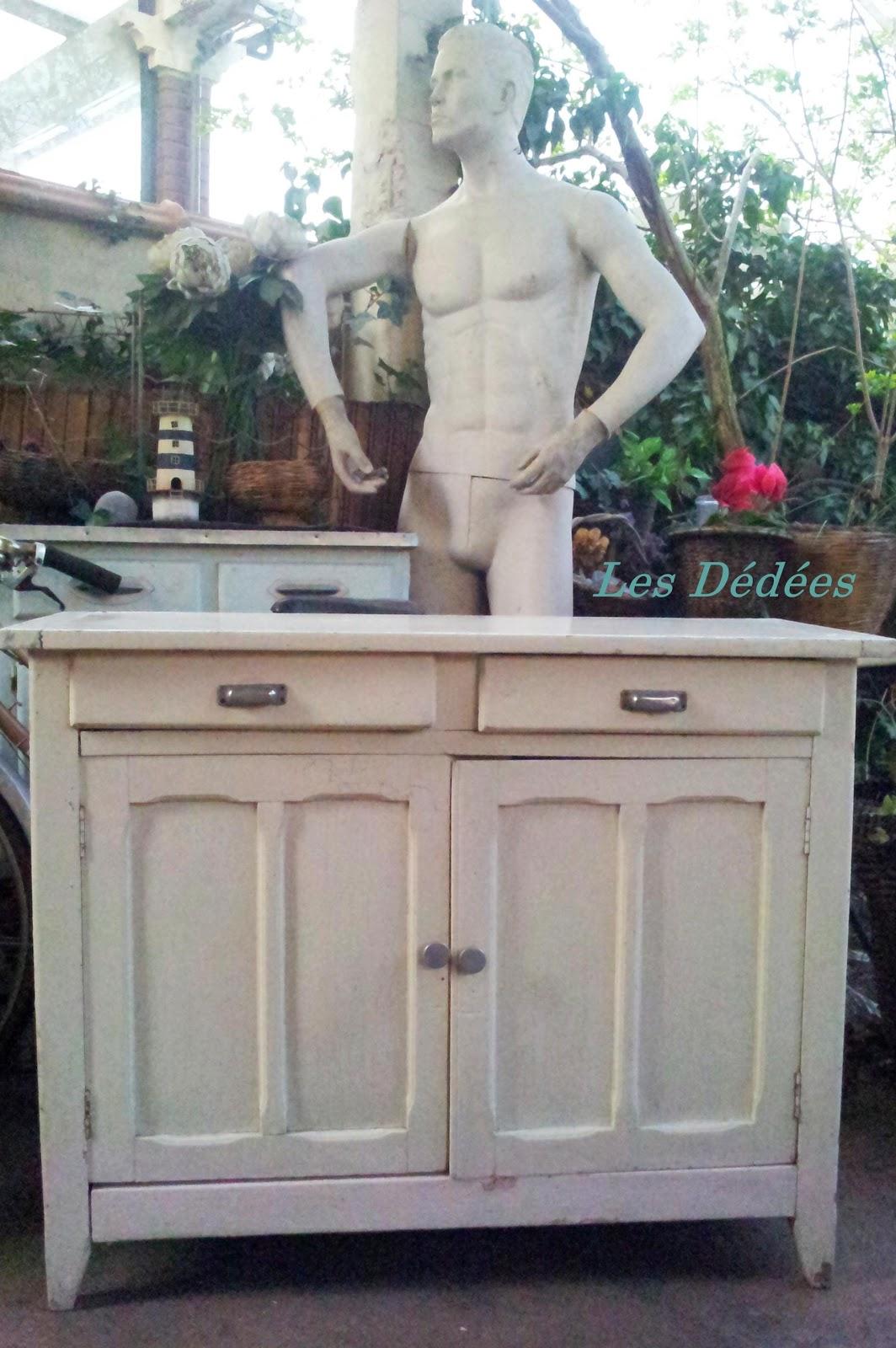 """Les dedees : vintage, recup, creations: petit buffet parisien """"a l ..."""