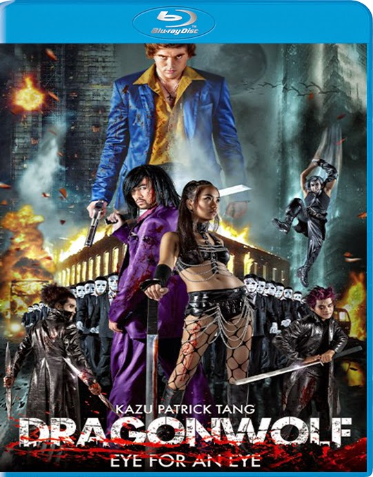 Watch Online Dragonwolf 2013 720p BluRay 850mb HD