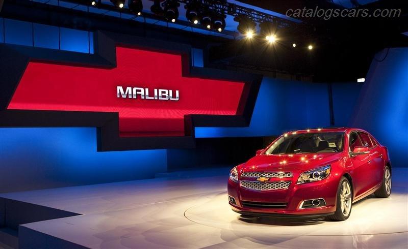 صور سيارة شيفروليه ماليبو 2014 - اجمل خلفيات صور عربية شيفروليه ماليبو 2014 - Chevrolet Malibu Photos