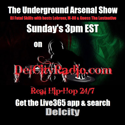 https://www.mixcloud.com/DelCityRadio/the-underground-arsenal-show-8-24-14/