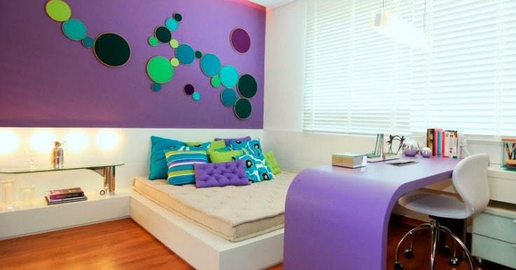 Dise o de habitaciones juveniles y femeninas decoraci n for Habitaciones juveniles funcionales