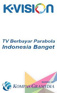 K-Vision Indonesia Banget