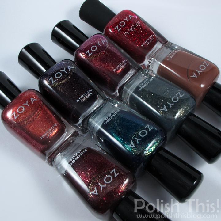 Fall 2014 Nail Polish Trends - Polish This!