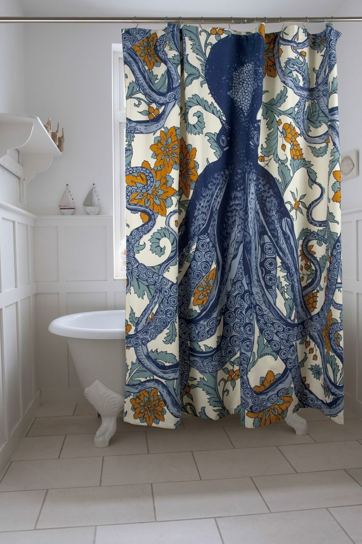 Hjem interiør design: valg af nautisk bruser gardiner til dit ...