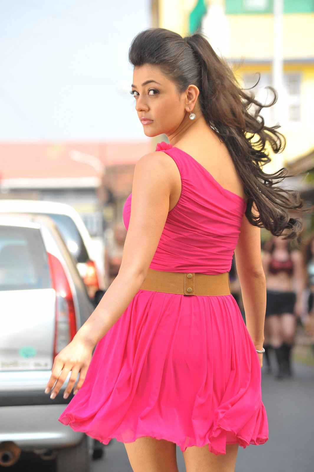 kajal agarwal hot photos from businessman