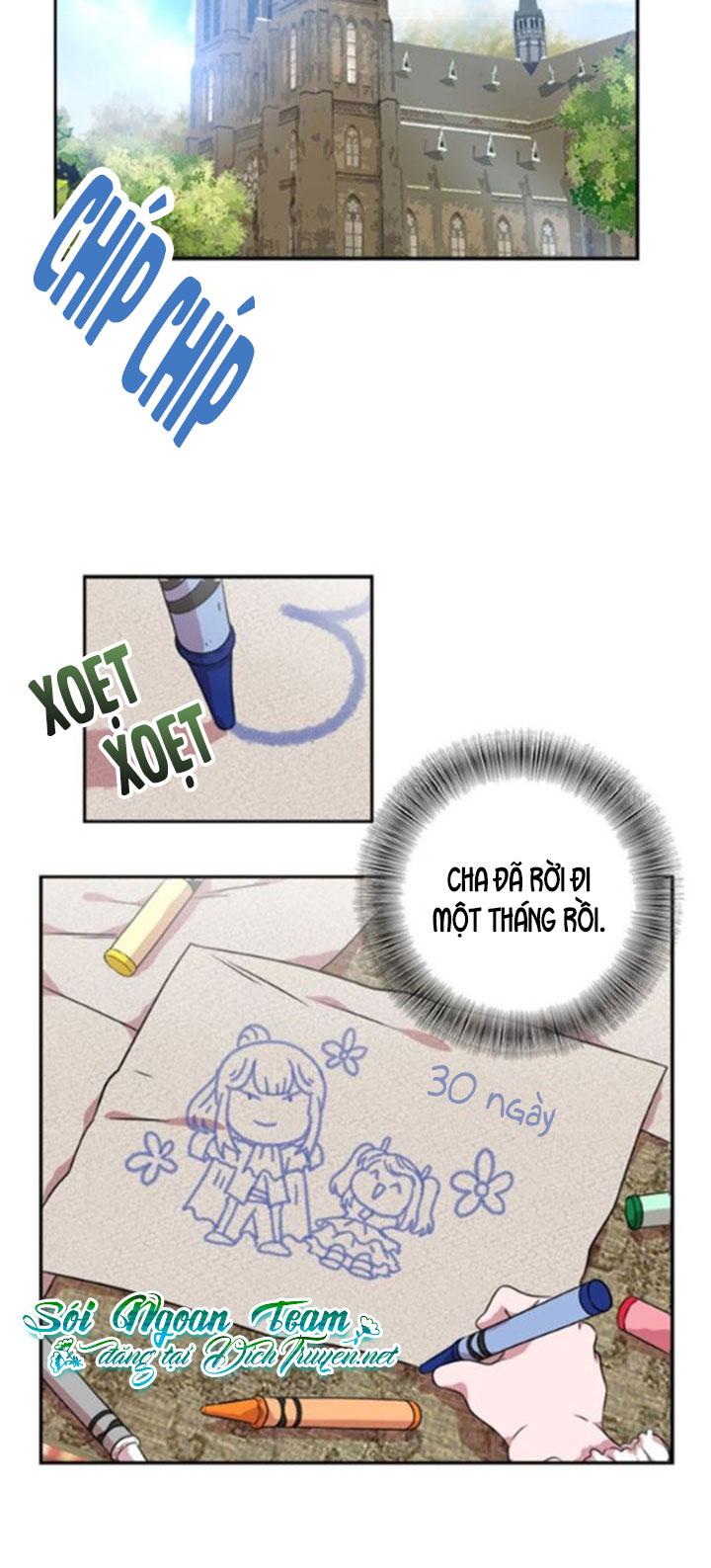 Con Gái Bảo Bối Của Ma Vương chap 9 - Trang 21