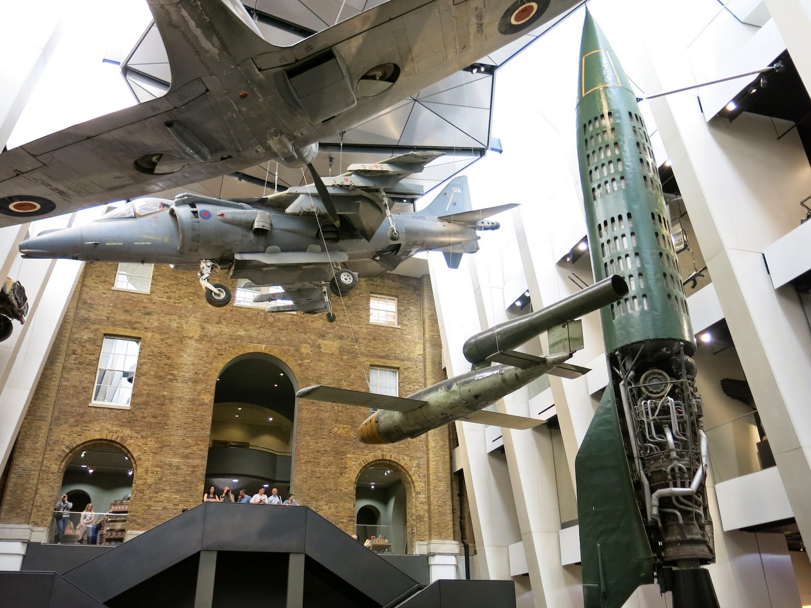 Foyer Museum London : Imperial war museum london biglee s miniature adventures