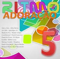 Coletânea Ritmo - Adoração 5 2011