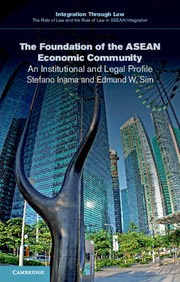 My Books on ASEAN