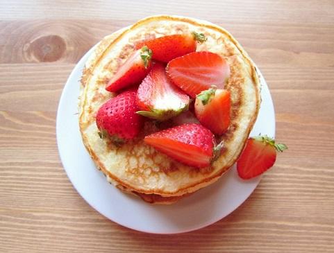 Buttermilk Pancakes – Pannukakut