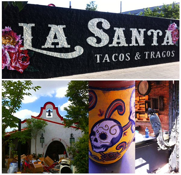 Mexican Restaurant Santa Monica Blvd West Hollywood