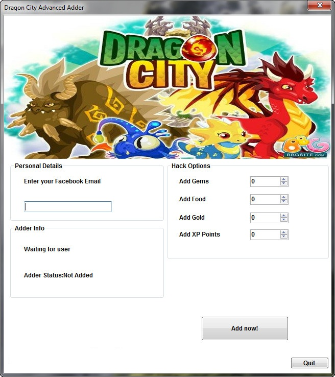 dragon city cheats here we present another classical cheat tool for