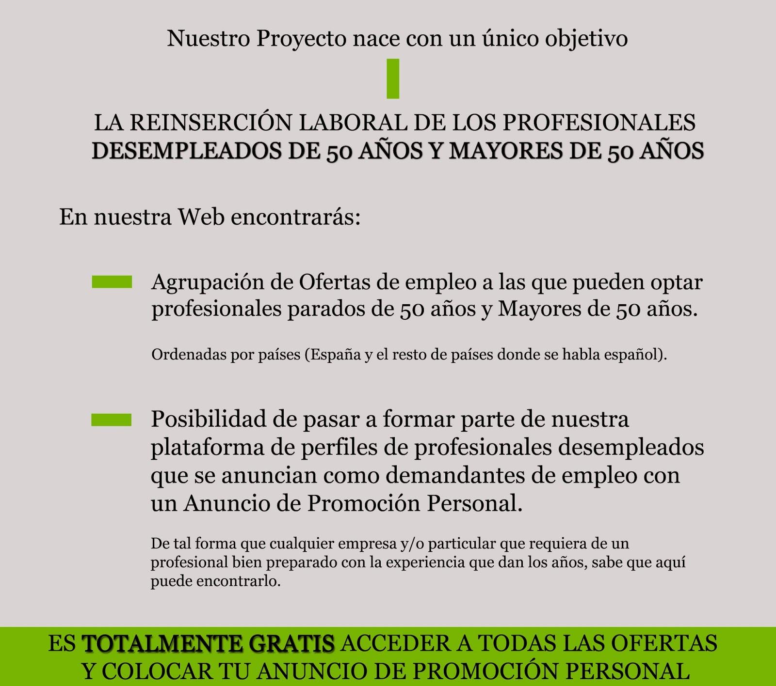 INFORMACIÓN DEL SERVICIO OFRECIDO