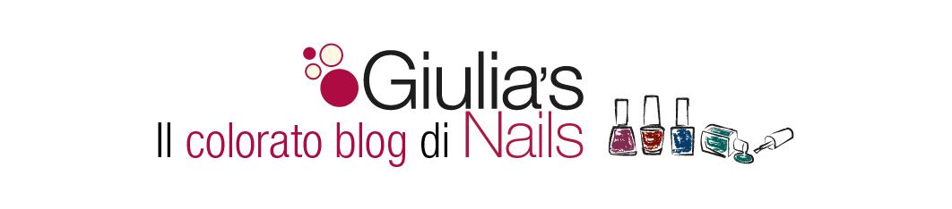 Il colorato blog di Giulia's Nails