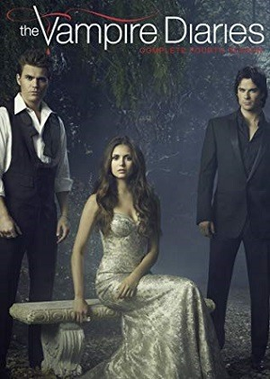 The Vampire Diaries - Diários de um Vampiro - 4ª Temporada Séries Torrent Download capa