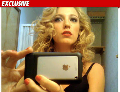 Blake Lively iPhone photo scandal
