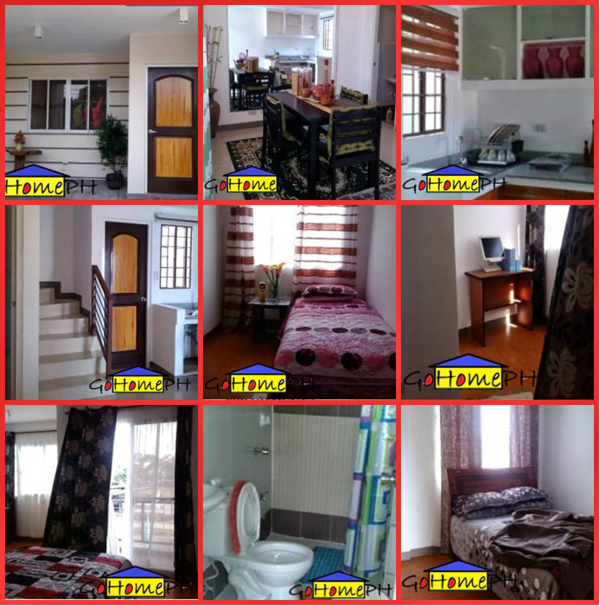 gohomeph: westernvill townhouses 3-storey house and lot in angono