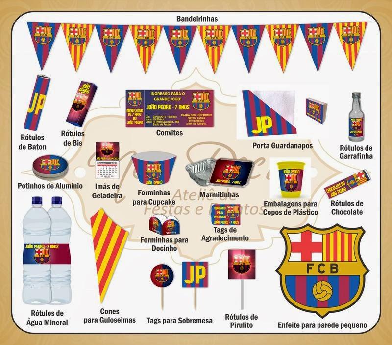 Neo Decor  Festa do Barcelona e29a79724ee12