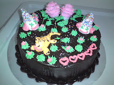 befday party choc cake,,,,