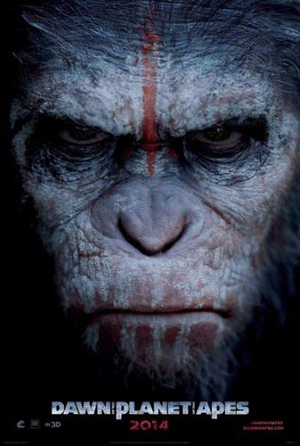 Film Dawn of the Planet of the Apes 2014