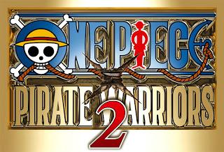 one piece pirate warriors 2 logo One Piece: Pirate Warriors 2 (PS3/PSV)   Logo, Screenshots, Fact Sheet, & Trailer