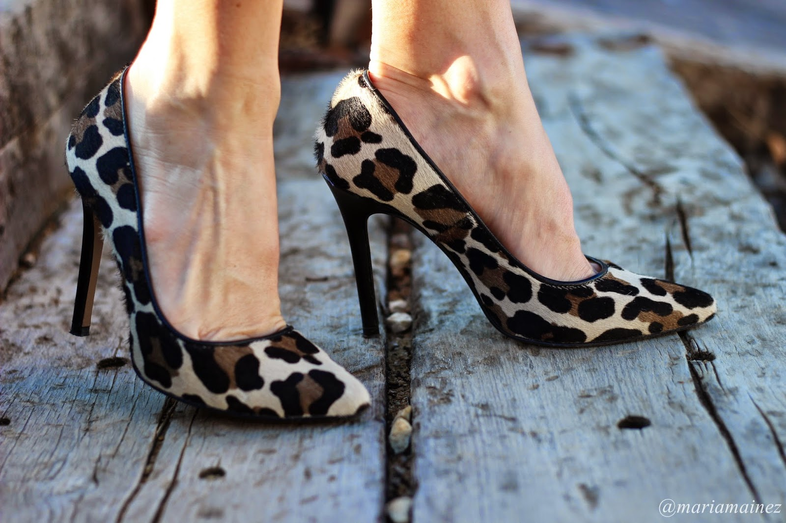 Gabardina verano - Sheinside - Stilettos leopardo - Fashion blogger - Gafas Chanel