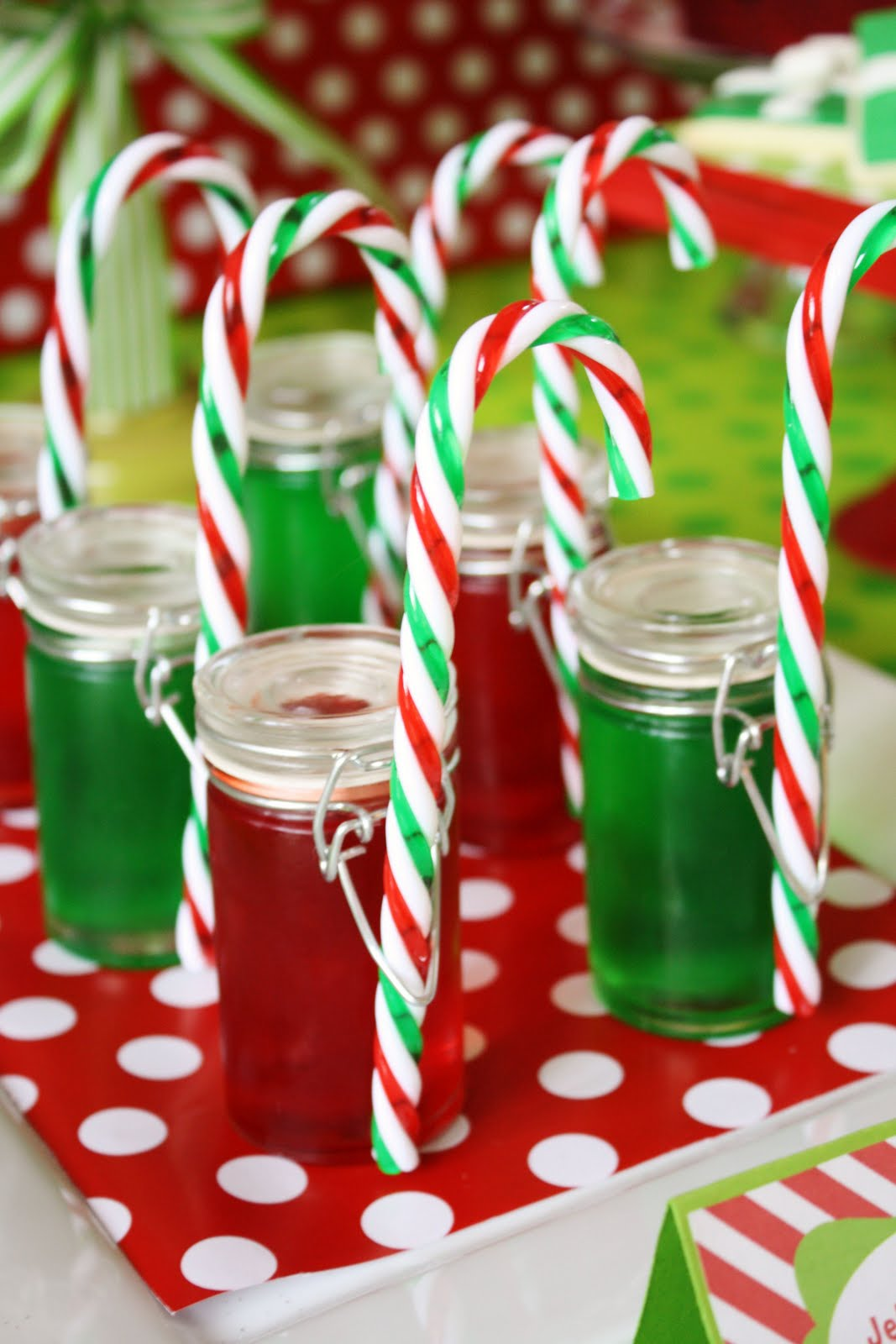 How The Grinch Stole Christmas Party Ideas Part - 34: And Everything Sweet