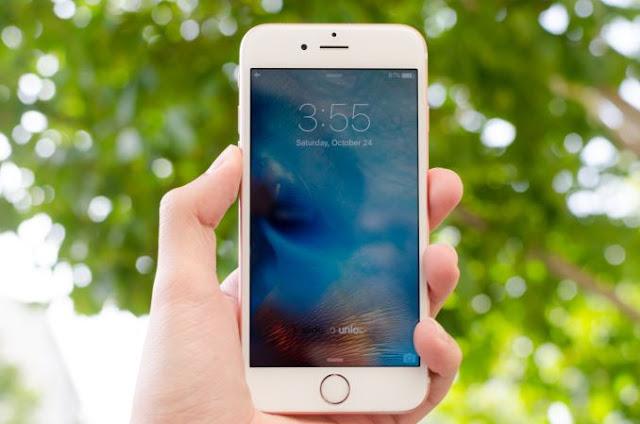 O iPhone da Apple 6s e iPhone 6s Plus revisão