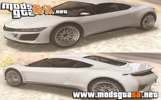 SA - Dinka Jester Racecar Convertido do GTA V