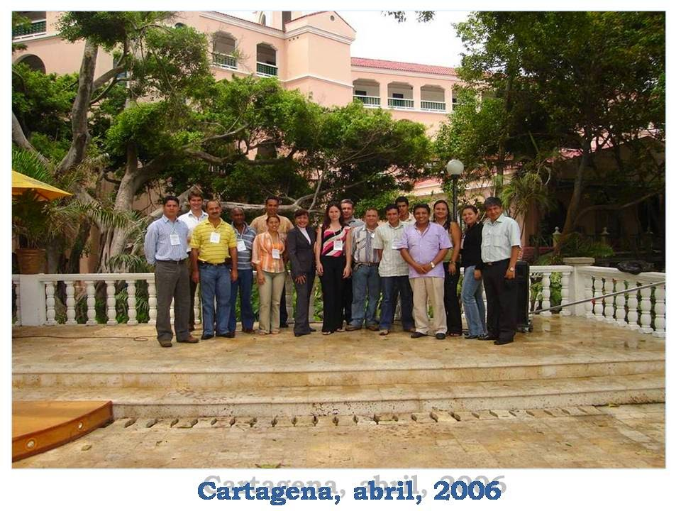 Colombia, Cartagena (abril, 2006)
