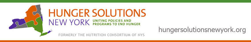 Hunger Solutions New York Blog