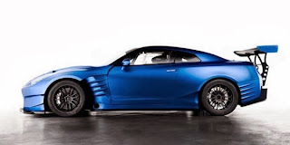 Foto Nissan GT-R 2012 Gambar Mobil Paul Walker Fast Furious 7