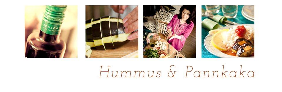 Hummus & Pannkaka