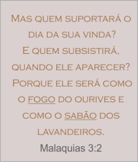 Versículos Importantes I