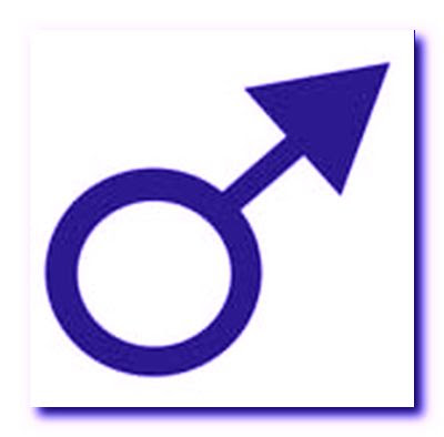 symbole homme